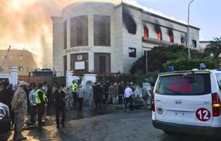 El Estado Islámico reivindicó el atentado en Trípoli