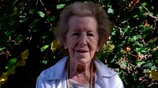 Murió a los 91 años Choly Berreteaga, un emblema de la cocina argentina