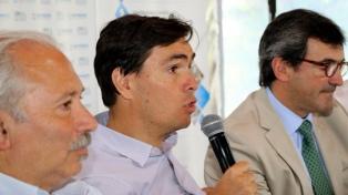 """Tizado: """"Tengo garantizadas inversiones por 1.200 millones de dólares en el puerto de Bahía Blanca"""""""