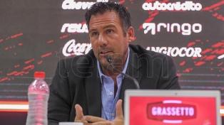 """Dabove: """"El objetivo es sacar a Argentinos de la posición en la que está"""""""