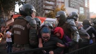 Comuneros tomaron otro municipio en protesta por el crimen de un mapuche