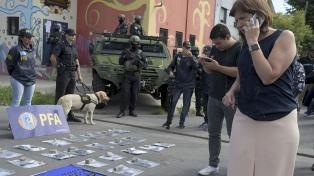 """Bullrich: """"La Argentina generó un modelo de seguridad donde el que las hace las paga"""""""
