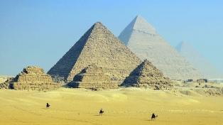 Varios turistas heridos en un ataque cerca de las pirámides