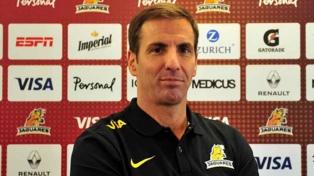Quesada confirmó el equipo de los Jaguares para medirse ante Lions