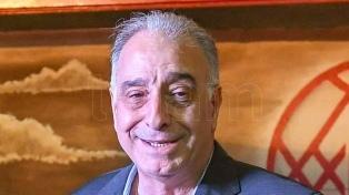El presidente de Huracán ahora busca evitar la salida de Marcos Díaz