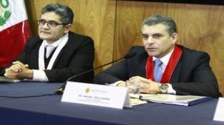 Repusieron a los fiscales del caso Odebrecht destituidos