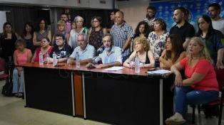 La UTE rechazó el ofrecimiento salarial del gobierno porteño
