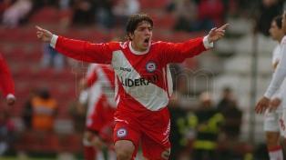 Gabriel Hauche, nuevo jugador de Argentinos Juniors