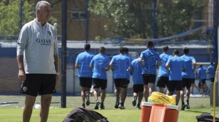 Alfaro piensa en Almendra por Reynoso para visitar a Belgrano