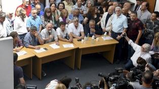 Gremios opositores anunciaron marchas en todo el país contra el aumento de tarifas