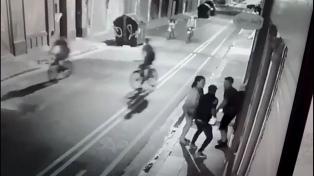 """El turista sueco baleado dijo estar """"contento y agradecido"""" por haber salvado su vida"""