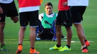 El arquero de Independiente negó problemas con su entrenador