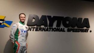 Canapino tuvo un buen ensayo para las 24 horas de Daytona
