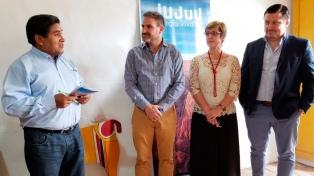 Inauguraron en Purmamarca las oficinas de la plataforma digital Pueblos Originales
