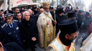 Comienzan en Belén los preparativos para la Navidad ortodoxa en Tierra Santa