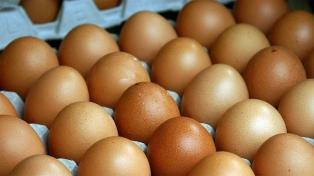 Cayó 3,4% el consumo de huevos en 2018