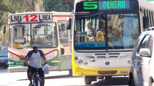 El gobierno provincial hará un aporte financiero al transporte público