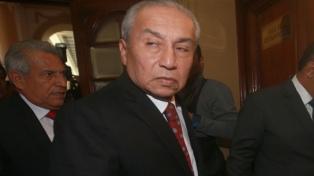 Renunció el fiscal general, acusado de trabar la investigación del caso Odebrecht