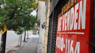 Bajó la cantidad de locales vacíos en la ciudad de Buenos Aires