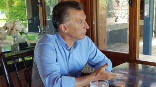 Antes de verse con Bolsonaro, Macri viaja este lunes a Tierra del Fuego, Santa Cruz y Chubut