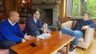 Macri recibió a los candidatos a gobernadores de Cambiemos para Neuquén y Río Negro