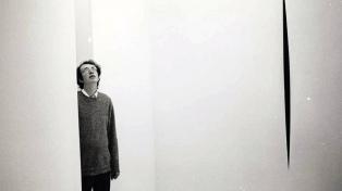 La obra del artista argentino Lucio Fontana llega al MET de Nueva York
