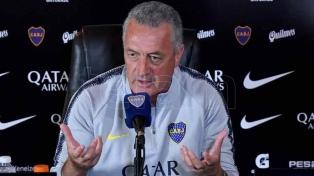 Alfaro admitió que Boca se aleja de la pelea por el torneo
