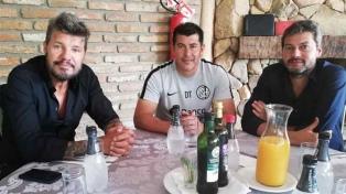 Lammens y Tinelli, presentes en la pretemporada de San Lorenzo