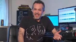 Falleció el músico Leo Satragno, hijo de Pinky y Raúl Lavie