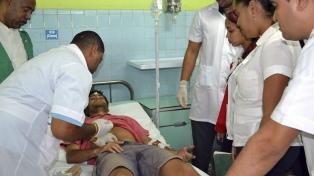 Dos turistas argentinas murieron en un accidente de ómnibus en Cuba