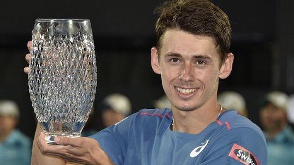 Australia se convierte en el primer clasificado a la fase final de la Copa ATP