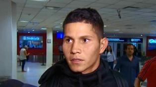 """Campuzano: """"Quería venir a Boca y demostrar mi talento"""""""