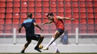 Independiente empezó bien el año y le ganó a Gimnasia