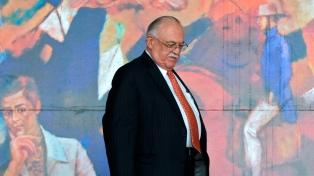 Murió el ex vicepresidente Rosenthal, acusado de delitos en su país y en EEUU