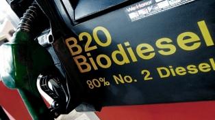 Fijan el nuevo precio para el biodiesel con una suba de 5,6%