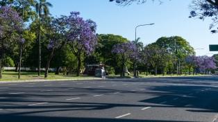 Durante el verano, algunas calles porteñas se volverán peatonales