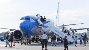 Desregulan la prestación de los servicios de rampa en aeropuertos nacionales