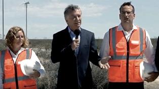 """Macri: """"Hemos decidido cambiar y transformar la Argentina de raíz y para siempre"""""""