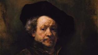 Descubren un componente desconocido que Rembrandt ponía en sus pinturas