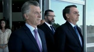Ministros de ambos países se reunieron por primera vez desde la asunción de Bolsonaro