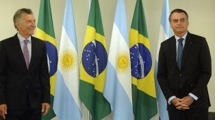 """Macri y Bolsonaro, contra Maduro: """"La Asamblea Nacional es la única institución legítima de Venezuela"""""""