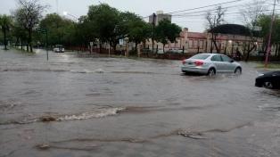 Por las intensas lluvias, aumentó a 2.931 el número de evacuados
