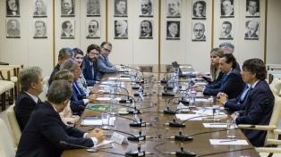 Dujovne y Sica se reunieron con sus pares brasileños de economía y agricultura