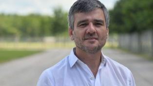 """Zabaleta: """"Hay que construir consensos entendiendo que el único límite es Macri"""""""