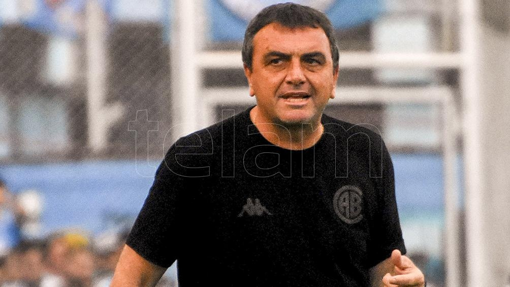 """Osella, técnico de Belgrano, va por un buen resultado en """"La Ciudadela"""""""