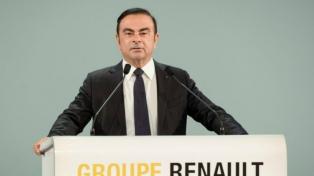 El gobierno francés le pidió a Renault sustituir al CEO encarcelado en Japón