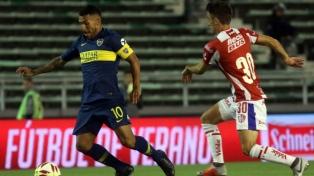 Boca cayó ante Unión, en el debut de Alfaro como DT