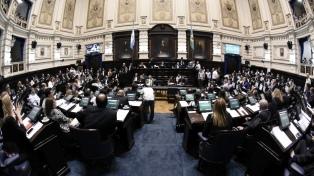 Evacuaron la Legislatura por una amenaza de bomba