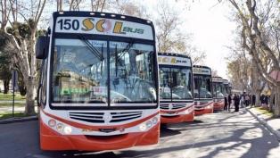Un paro afecta el transporte público de pasajeros de la capital
