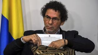 Un líder de las FARC condena el atentado en Bogotá